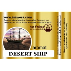 Flavour Desert Ship by Inawera