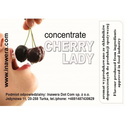 Concentrate Cherry Lady