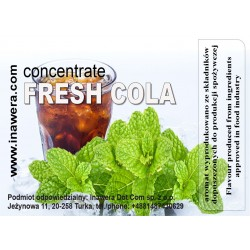 Concentrate Fresh Cola
