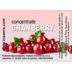 Concentrate Cranberry