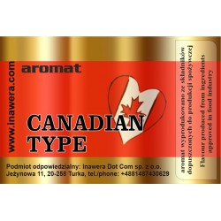 Flavour Tobacco Canadian Type
