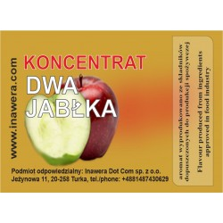 Concentrate Two Apples