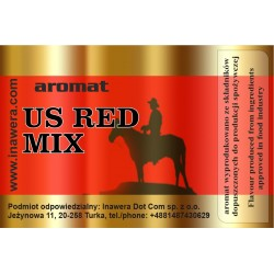 Flavour Tobacco US Red Mix