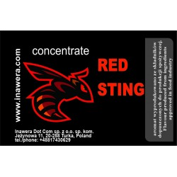 Concentrate Red Sting