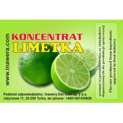 Concentrate Lime