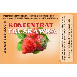 Concentrate Strawberry