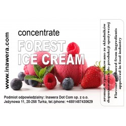 Concentrate Forest Ice Cream