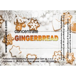 Concentrate Gingerbread