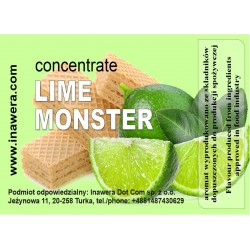 Concentrate Lime Monster