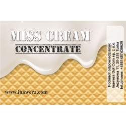 Concentrate Miss Cream