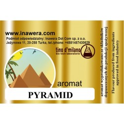 Flavour Pyramid by Inawera